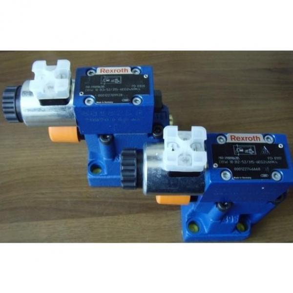 REXROTH 4WE 10 D3X/CG24N9K4 R900589933 Directional spool valves #1 image